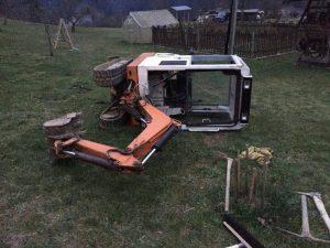 21.3.2016- Delovna nesreča
