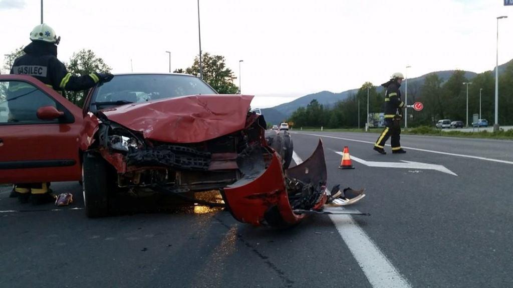 7.5.2016-Prometna nesreča