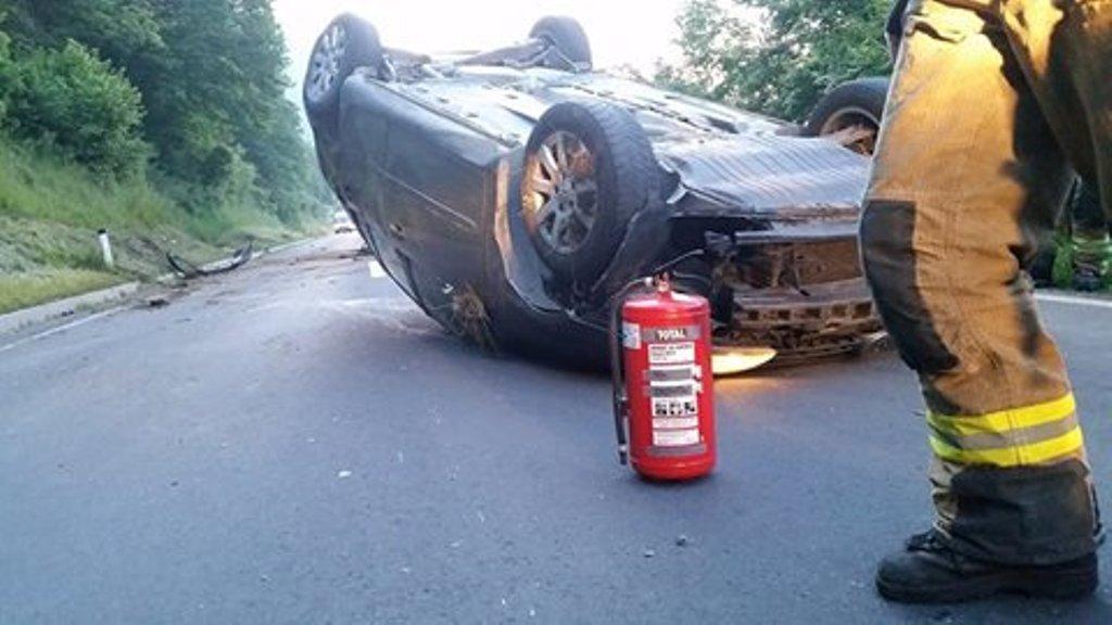 22.5.2016-Prometna nesreča