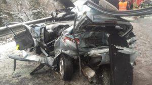 3.1.2016-Prometna nesreča