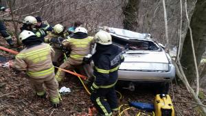 23.1.2016-Prometna nesreča