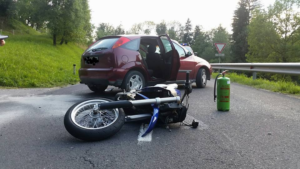 2.7.2016-Prometna nesreča