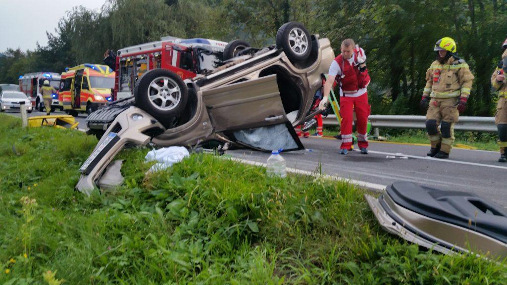 12.9.2016 – Prometna nesreča