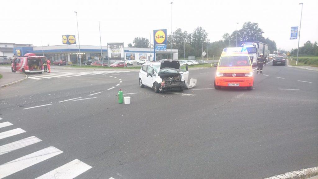 26.9.2016 – Prometna nesreča