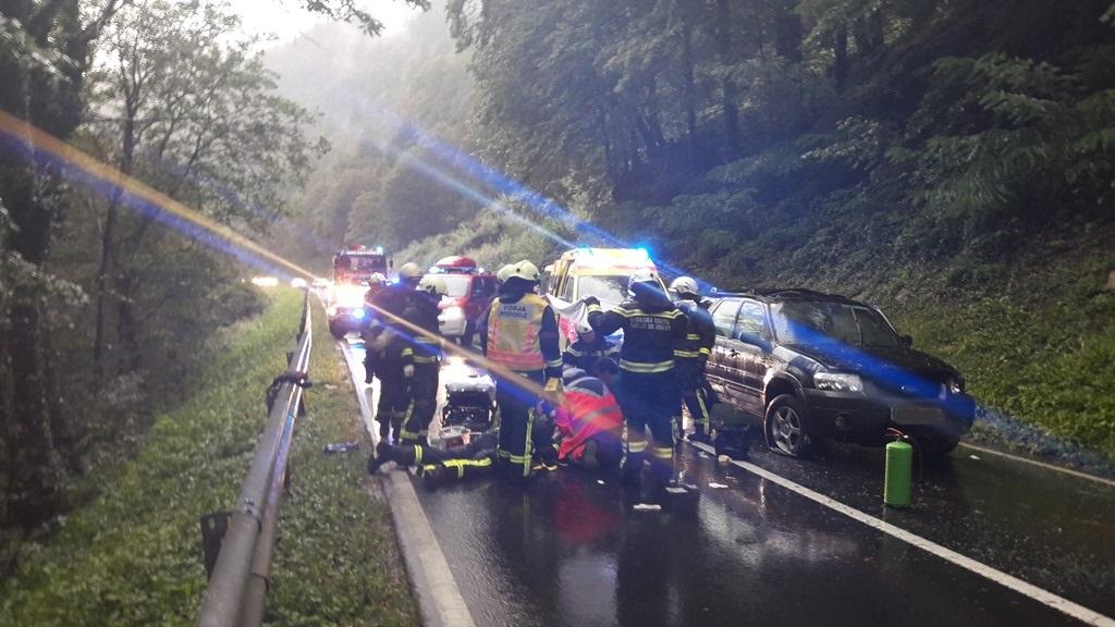 18.9.2016 – Prometna nesreča