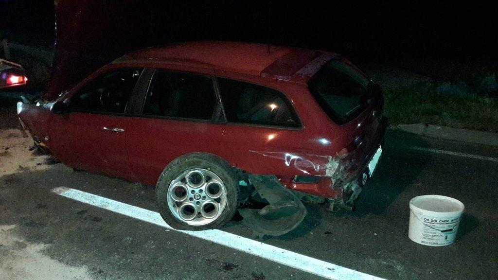 17.10.2016 – Prometna nesreča