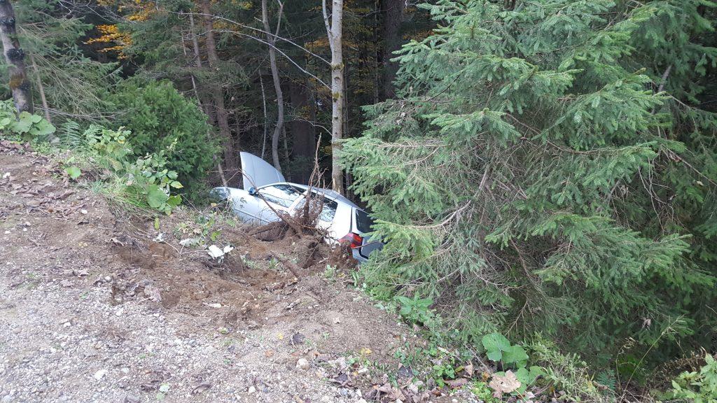 23.10.2016 – Prometna nesreča