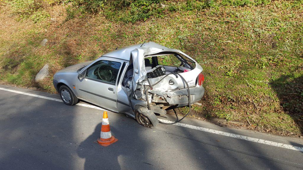 15.11.2016 – Prometna nesreča