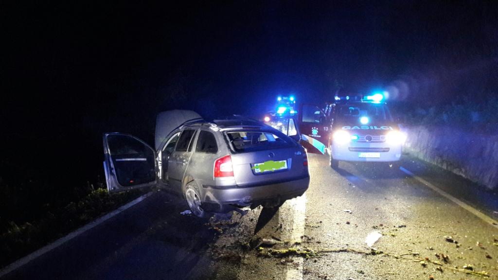 9.11.2016 – Prometna nesreča