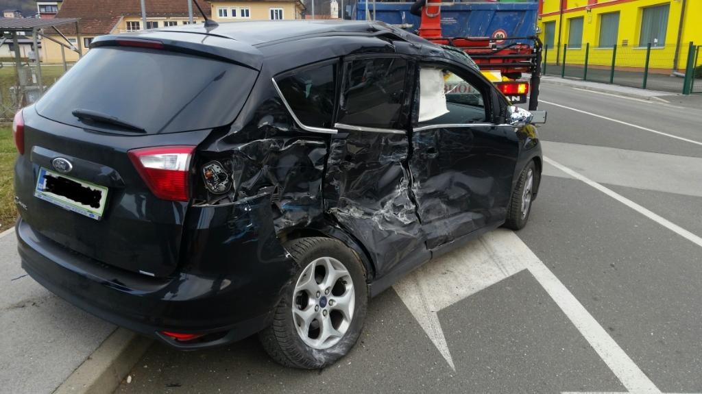 13.12.2016 – Prometna nesreča
