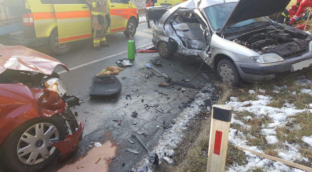 3.1.2017 – Prometna nesreča