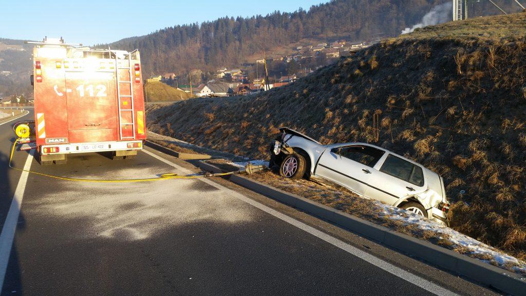 7.1.2016 – Prometna nesreča