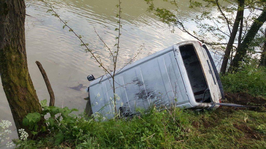 1.5.2017 – Prometna nesreča