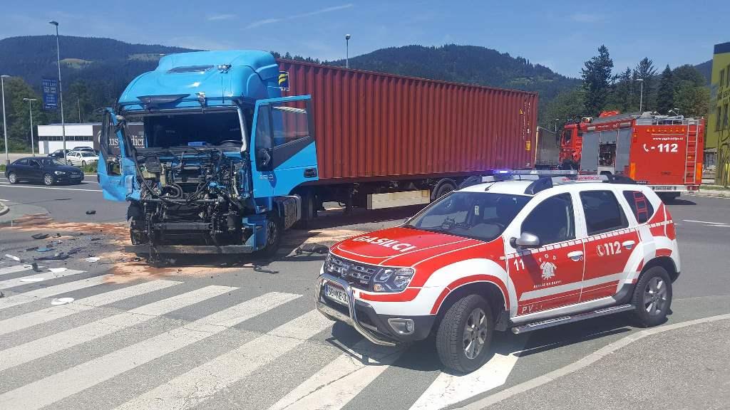 31.7.2017 – Prometna nesreča