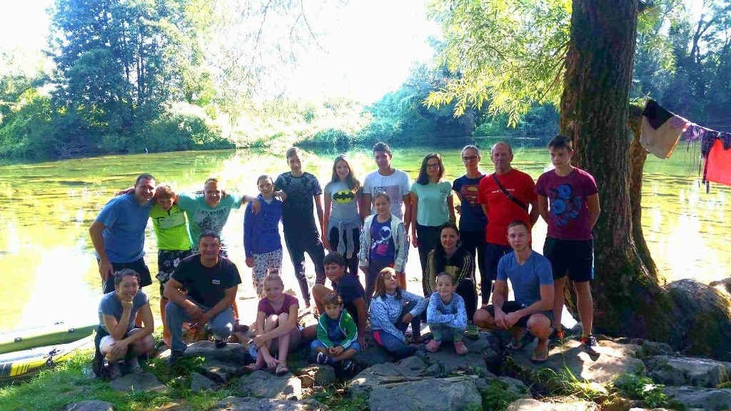 11.8.-15.8.2017 – Mladinski tabor