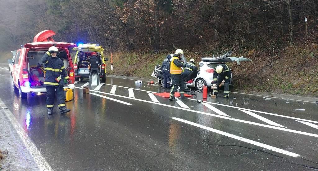 15.12.2017 – Prometna nesreča