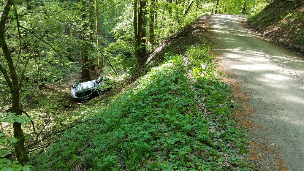 23.4.2018 – Prometna nesreča