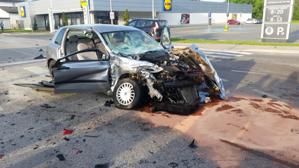 30.4.2018 – Prometna nesreča