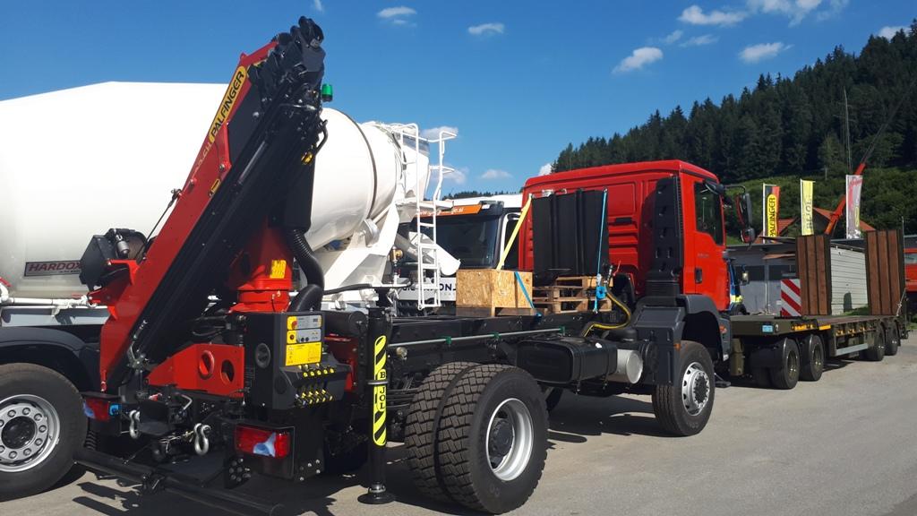 Izdelava novega vozila TRV-2D