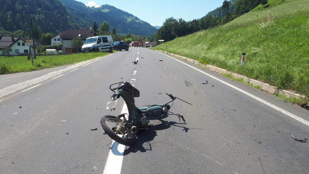 28.7.2018 – Prometna nesreča