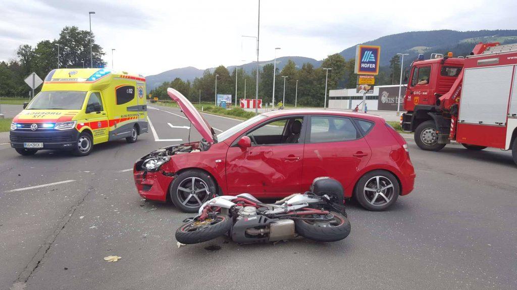 1.7.2018 – Prometna nesreča