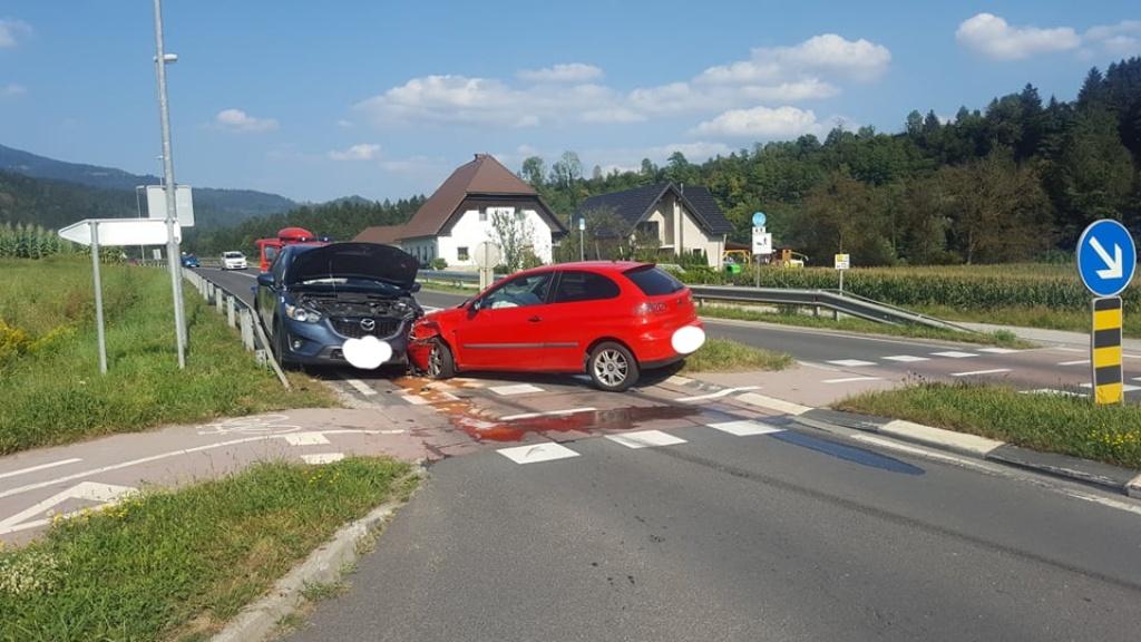12.8.2018 – Prometna nesreča
