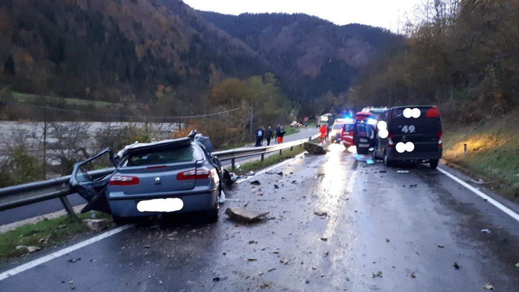 30.10.2018 – Prometna nesreča
