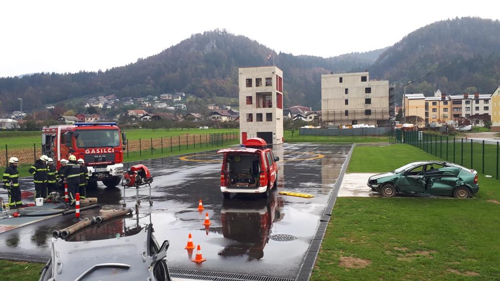 Tečaj za operativnega gasilca