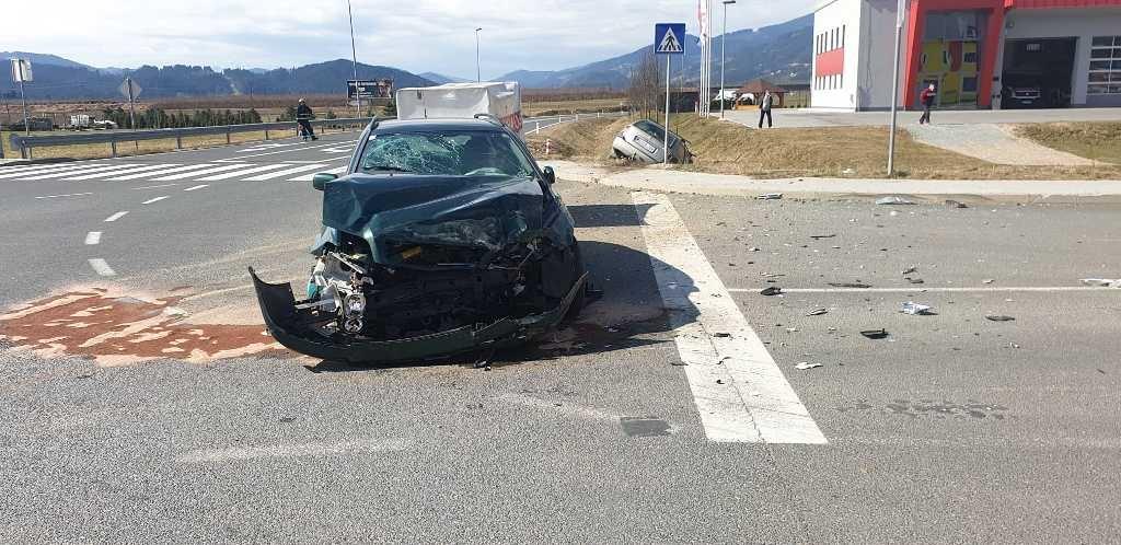 13.3.2019 – Prometna nesreča
