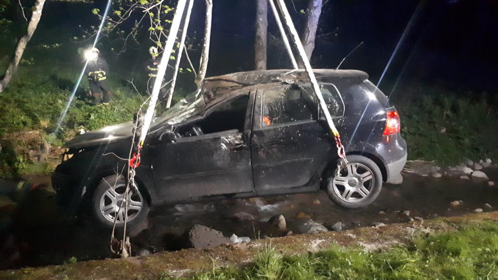 26.4.2019 – Prometna nesreča
