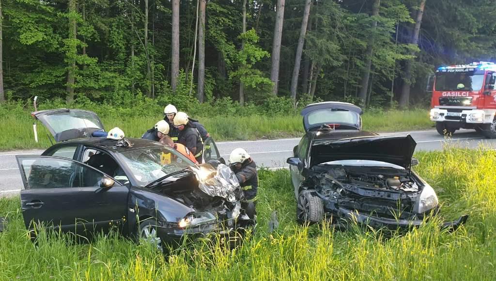 24.5.2019 – Prometna nesreča