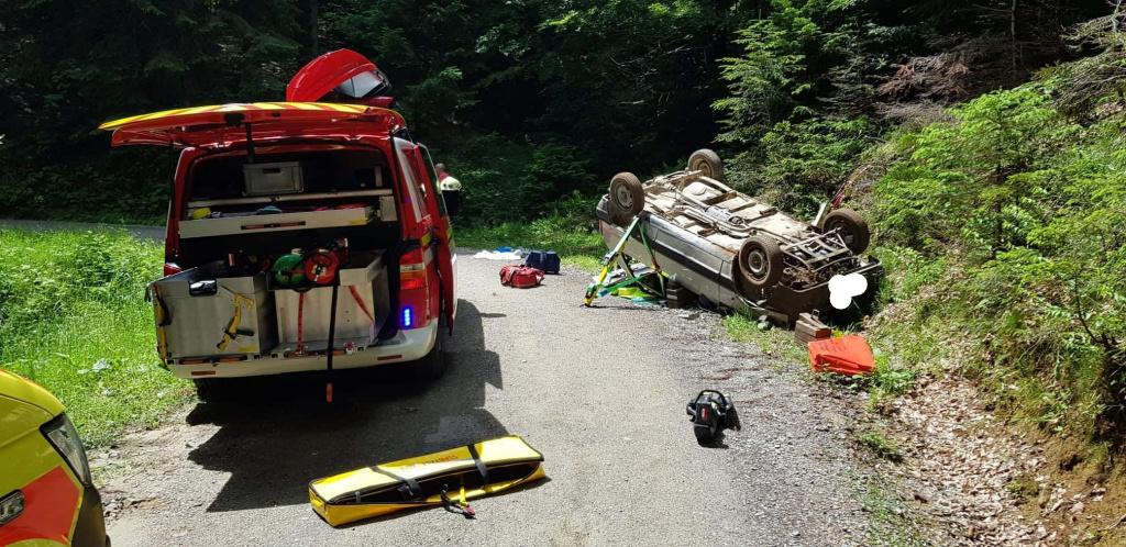 24.6.2019 – Prometna nesreča