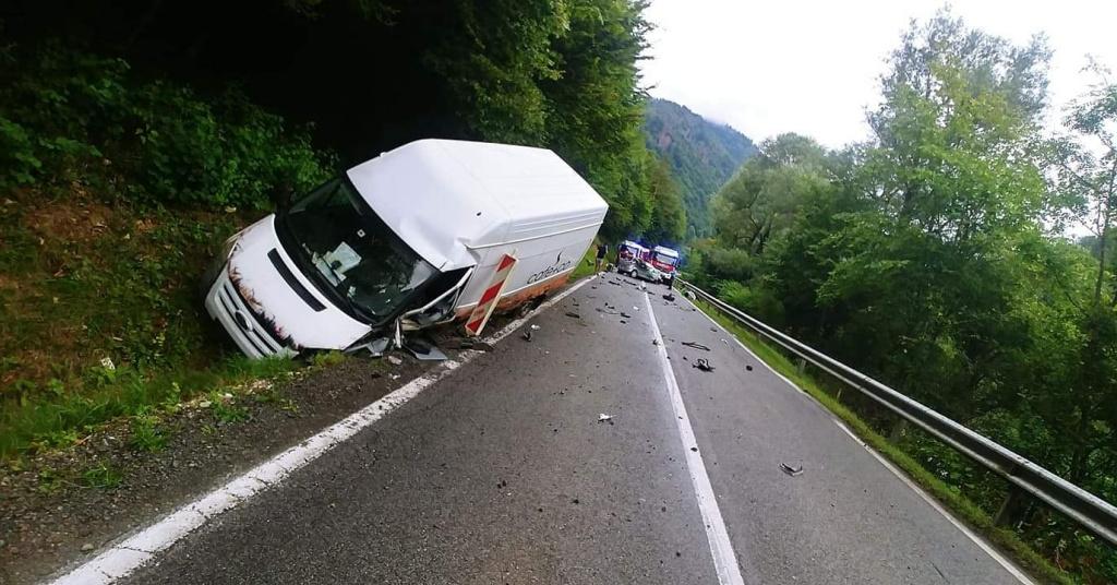 13.8.2019 – Prometna nesreča