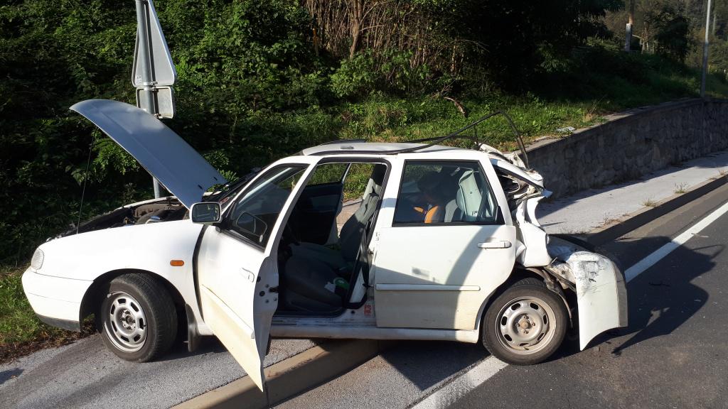 30.9.2019 – Prometna nesreča