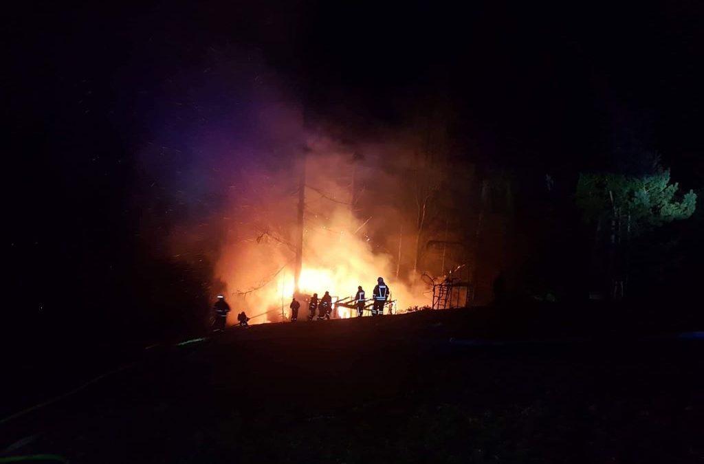 9.2.2020 – Požar