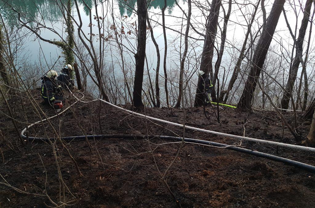 2.4.2020 – Gozdni požar