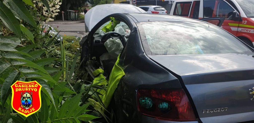 19.7.2021- Prometna nesreča