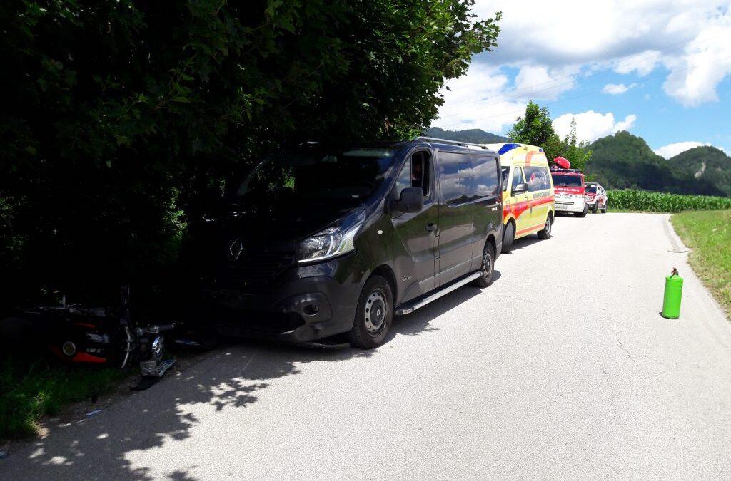 1.7.2017 – Prometna nesreča