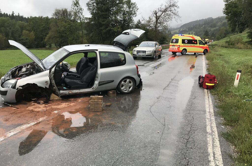 7.9.2017 – Prometna nesreča