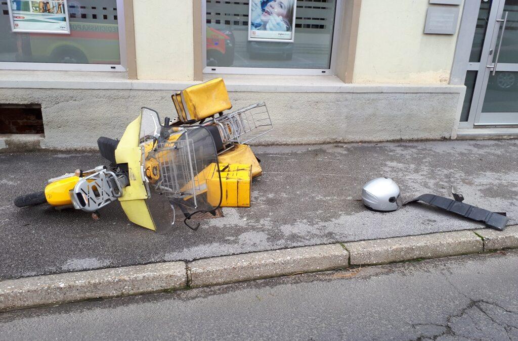 20.9.2017 – Prometna nesreča