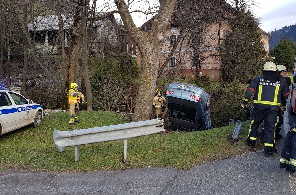 14.12.2017 – Prometna nesreča