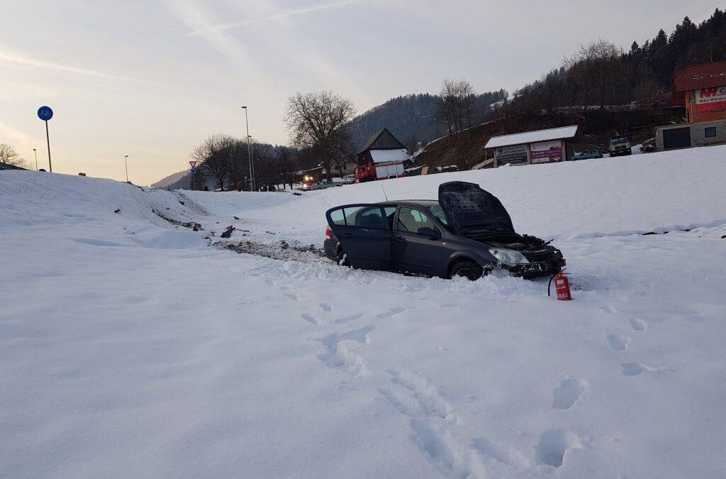 15.2.2018 – Prometna nesreča