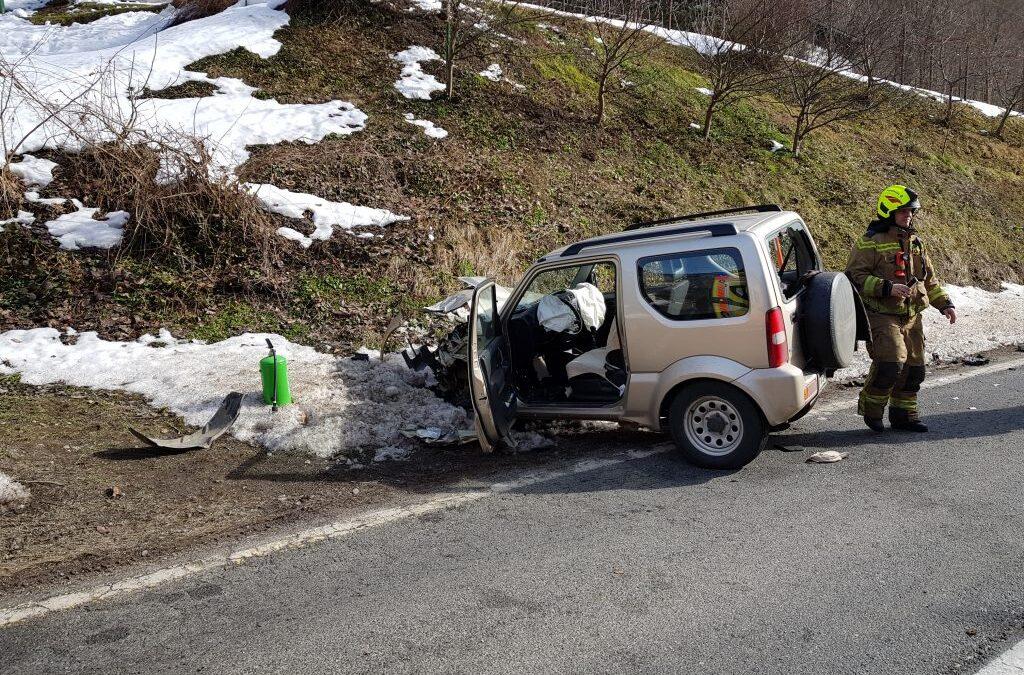 10.3.2018 – Prometna nesreča