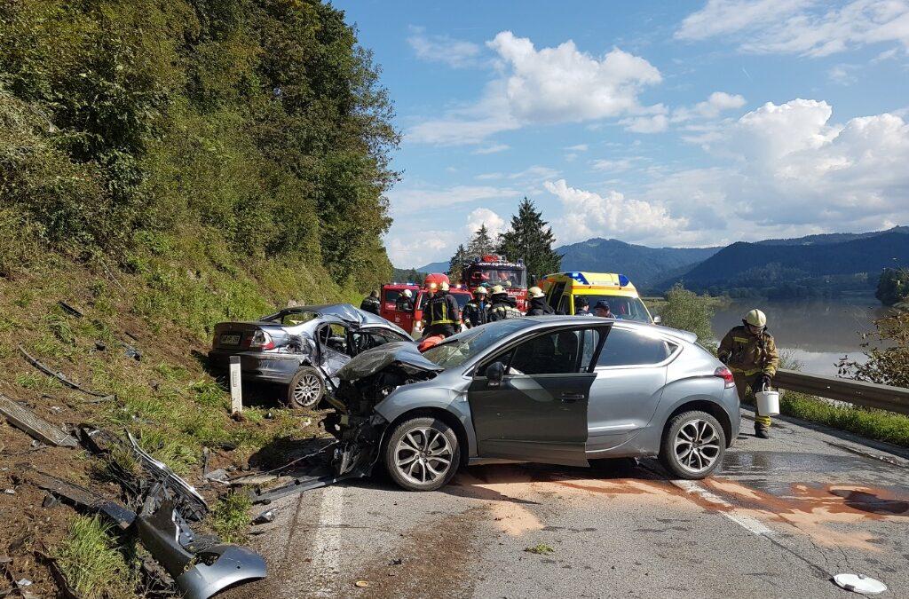 8.9.2018 – Prometna nesreča