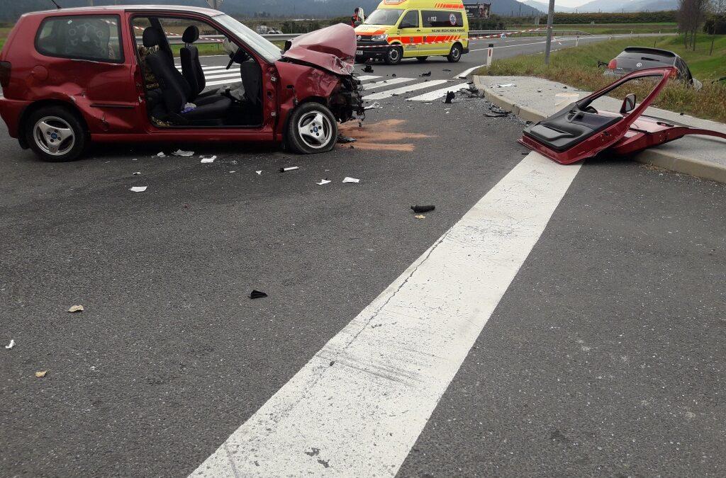 22.10.2018 – Prometna nesreča