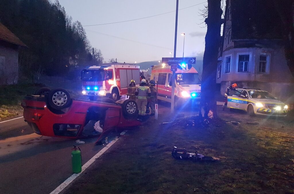 28.11.2018 – Prometna nesreča