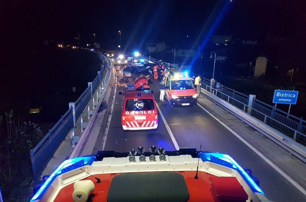 2.12.2018 – Prometna nesreča