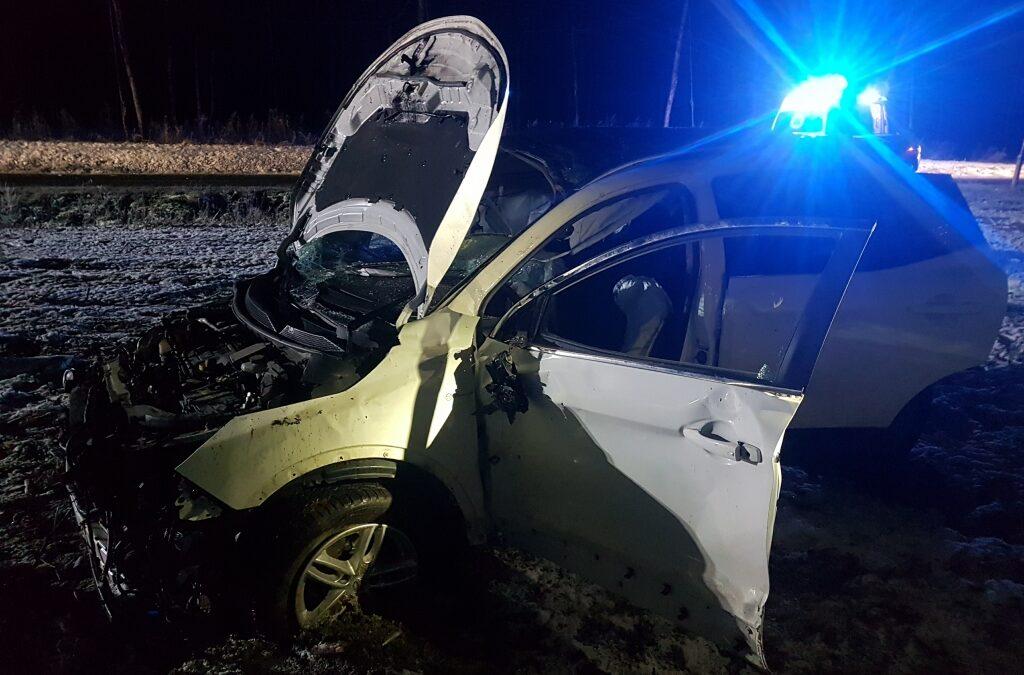 16.12.2018 – Prometna nesreča