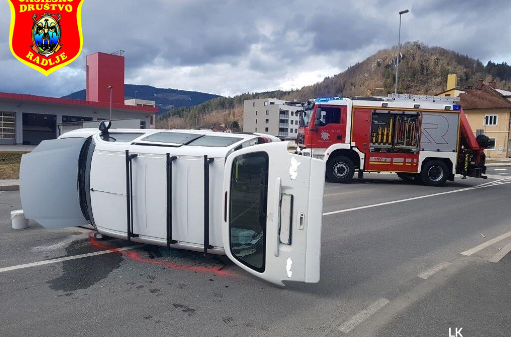1.3.2020 – Prometna nesreča