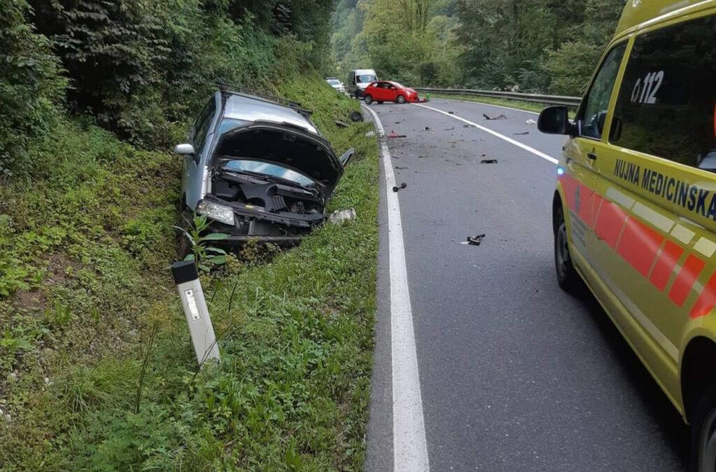 6.8.2020 – Prometna nesreča